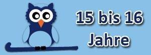 männliche Jugend B (mJB) Altersklasse 15 bis 16 Jahre