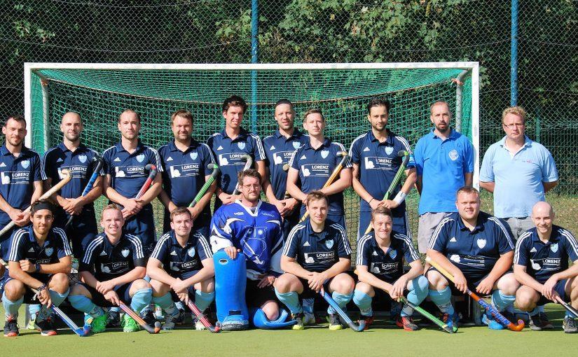 Mannschaftsfoto Herren Feldsaison 2016/17