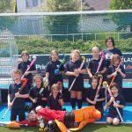 Mädchen C Mannschaftsbild Feldsaison 2016