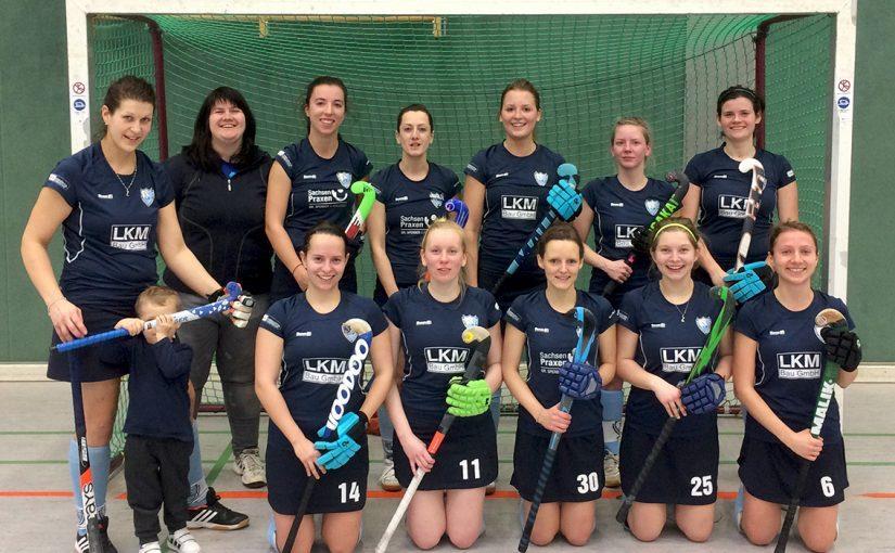 HCLG-Damen in der Endrunde