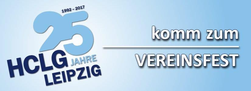 25 Jahre Hockey in Leipzig-Grünau