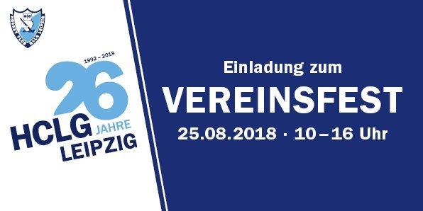 HCLG-Vereinsfest 2018