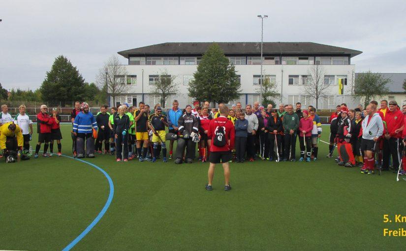 Grünauer Hockeyeulem zu Gast in Freiberg