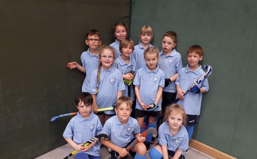 D-Kinder erfolgreich beim 1. Schlenzi-Cup