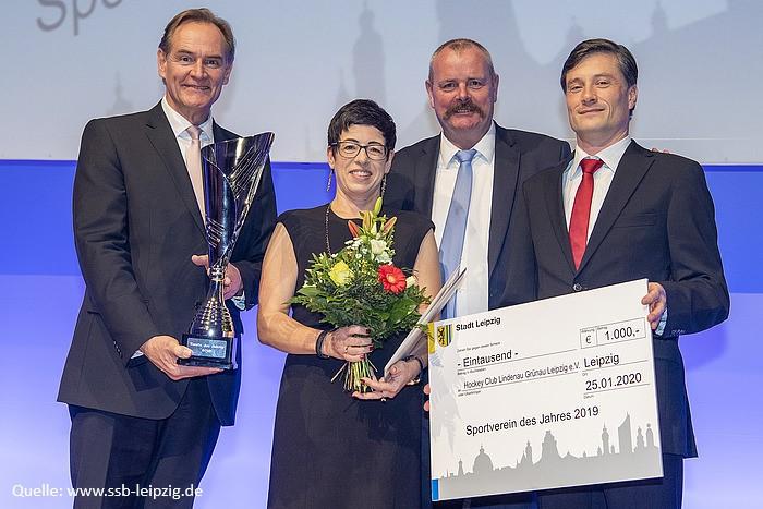 HCLG – Verein des Jahres 2019