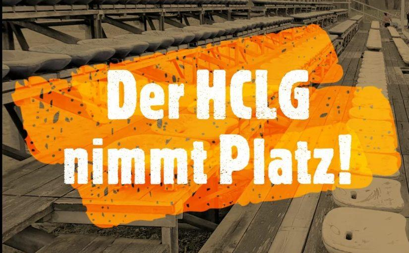 DER HCLG NIMMT PLATZ! <br>Aktueller Stand: 258 Sitze