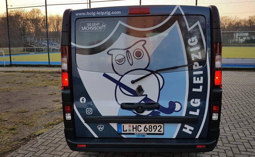 ENDLICH! Der neue HCLG-Bus ist da